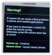 download mode samsung galaxy s4