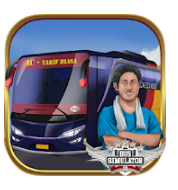 Free Download Bus Simulator Indonesia (BUSSID) MOD Apk Unlimited Money Design 3D