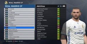 PES 2017 Stats Update Datapack 1.0 By Peslover
