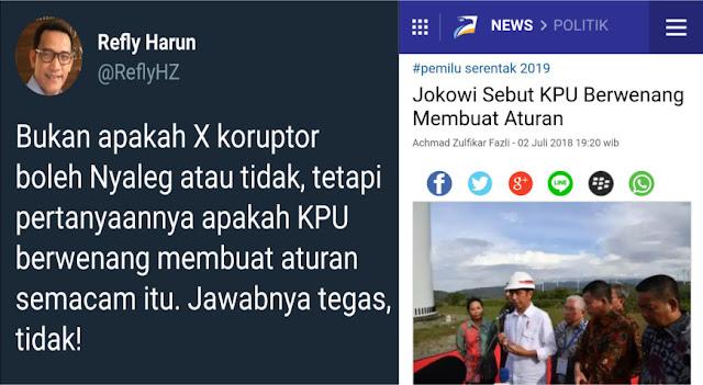 Pakar Hukum Tata Negara Bantah Pernyataan Jokowi