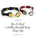 How to Rivet a Bracelet Using Strap Tips