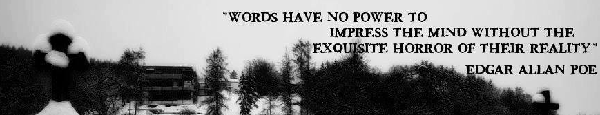 """Words have no power to impress the mind without the exquisite horror of their reality"""