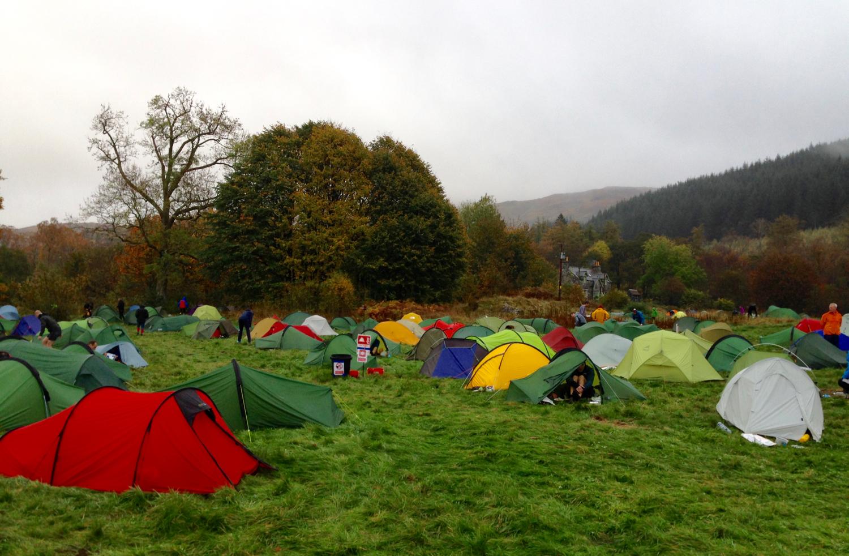 OMM campsite