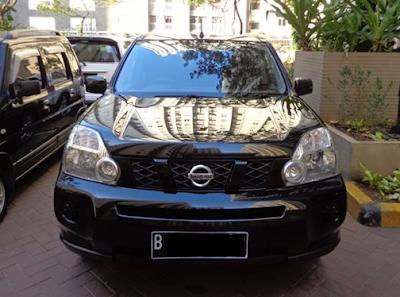 Eksterior Nissan X-Trail T31 Gen2