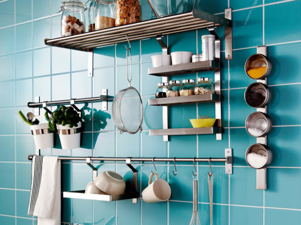 Cara Menata Dapur Tanpa Kitchen Set Rumah Impian Sederhana