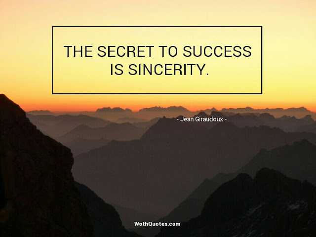 Quotes About Sincerity