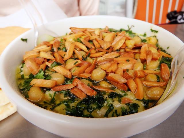 comida jordania