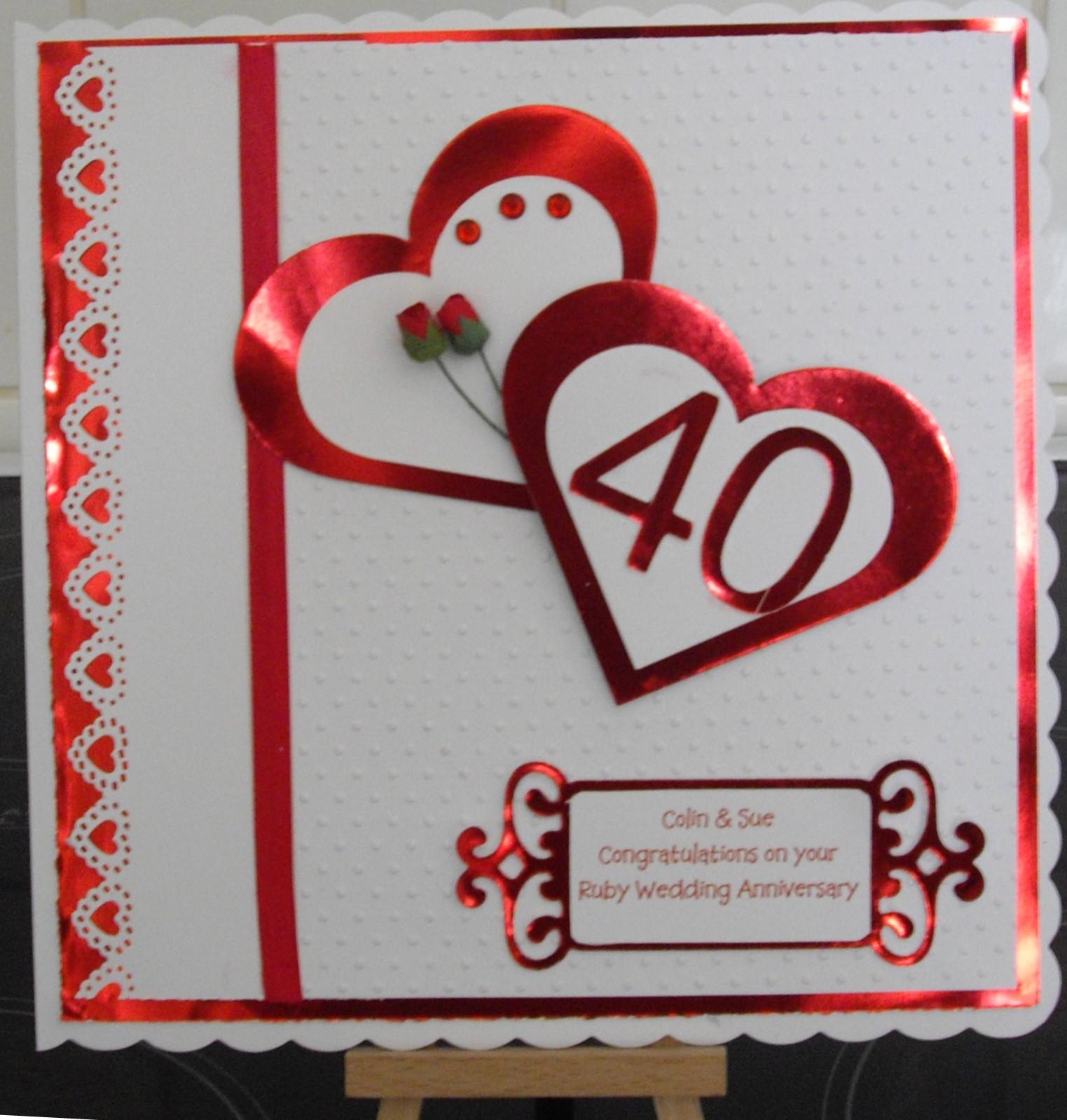 Батик открытки, открытка своими руками на рубиновую свадьбу