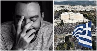 Η Ανάρτηση του Σάκη Τανιμανίδη για το Συλλαλητήριο στην Αθήνα, που μας Έκανε να Συγκινηθούμε.
