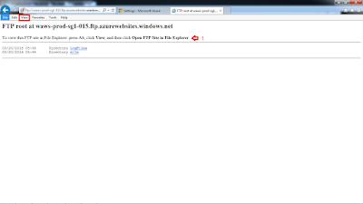ftp6 - Cara Upload Website ke Microsoft Azure melalui FTP