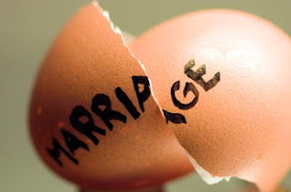 Divorce, the end of marriage, love marriage, arrange marriage