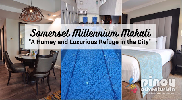 Somerset Millennium Makati Premier Serviced Apartments in Metro Manila