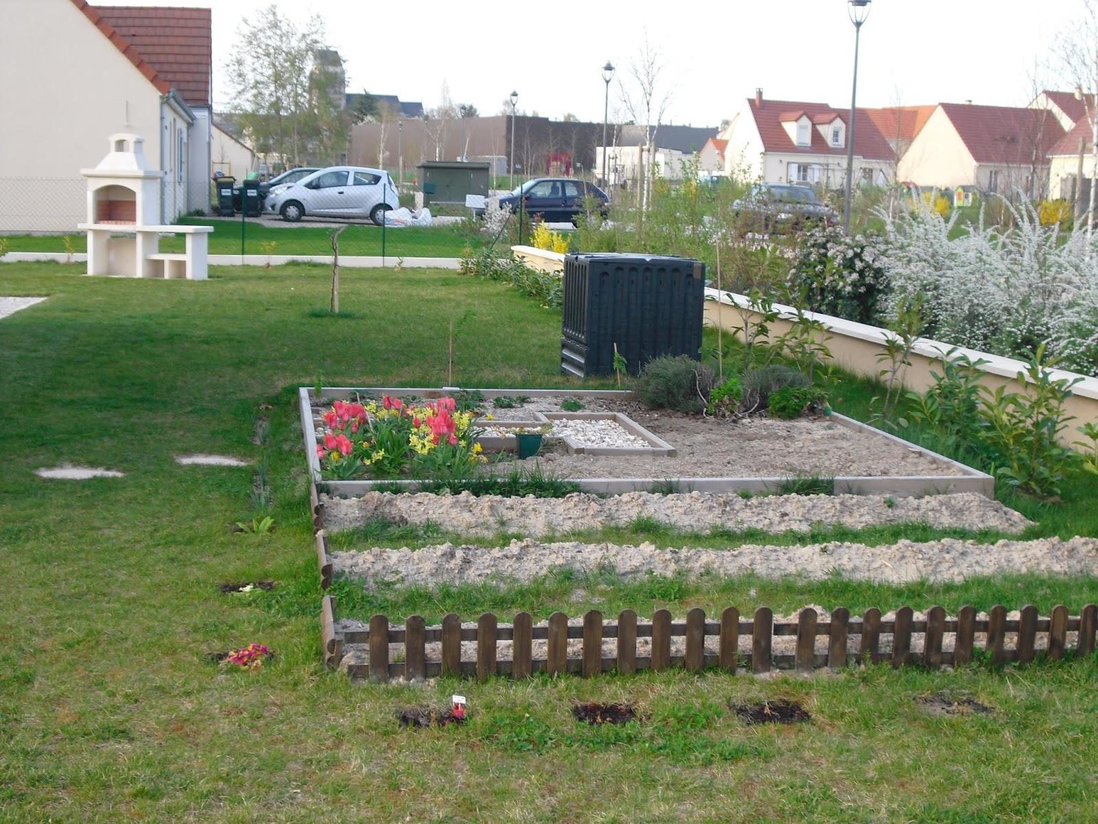 Mon petit jardin en Sologne: Le jardin a 5 ans ! Partie 6 : le ...