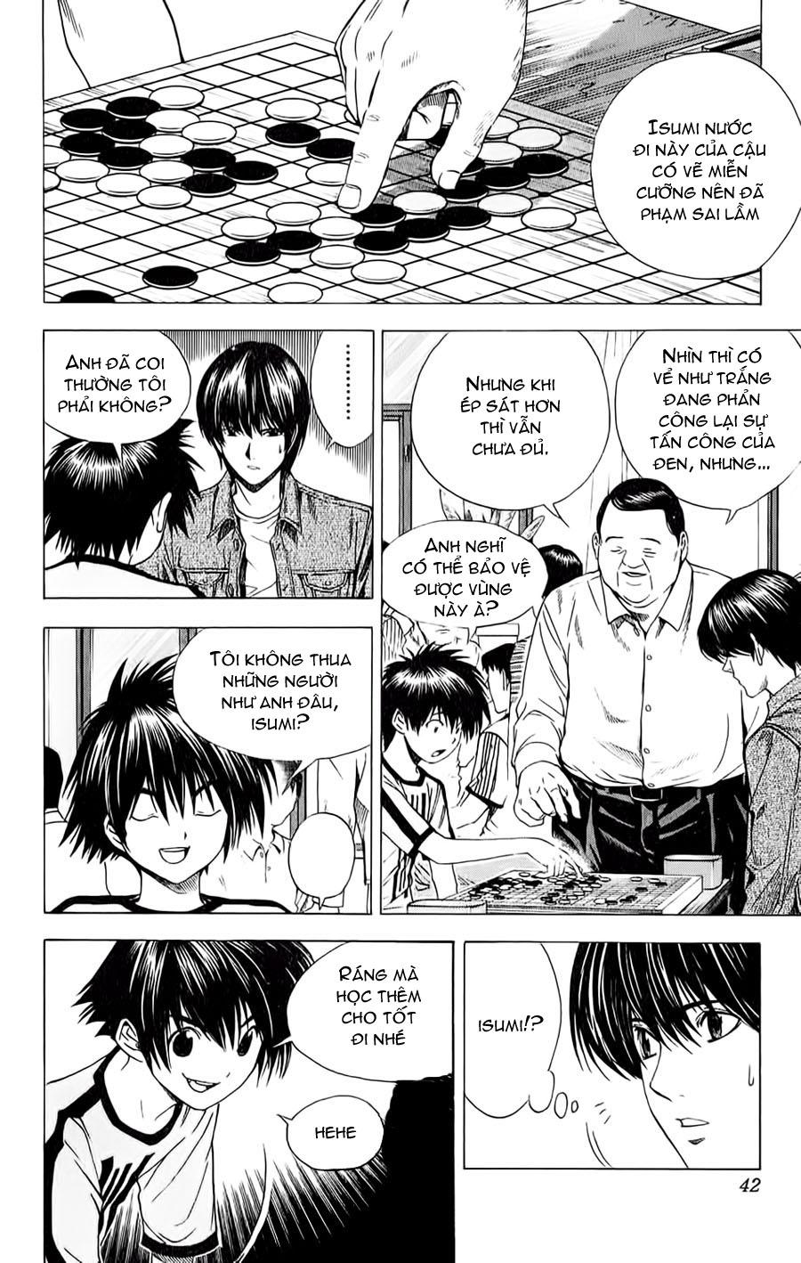 Hikaru No Go hikaru no go chap 132 trang 15