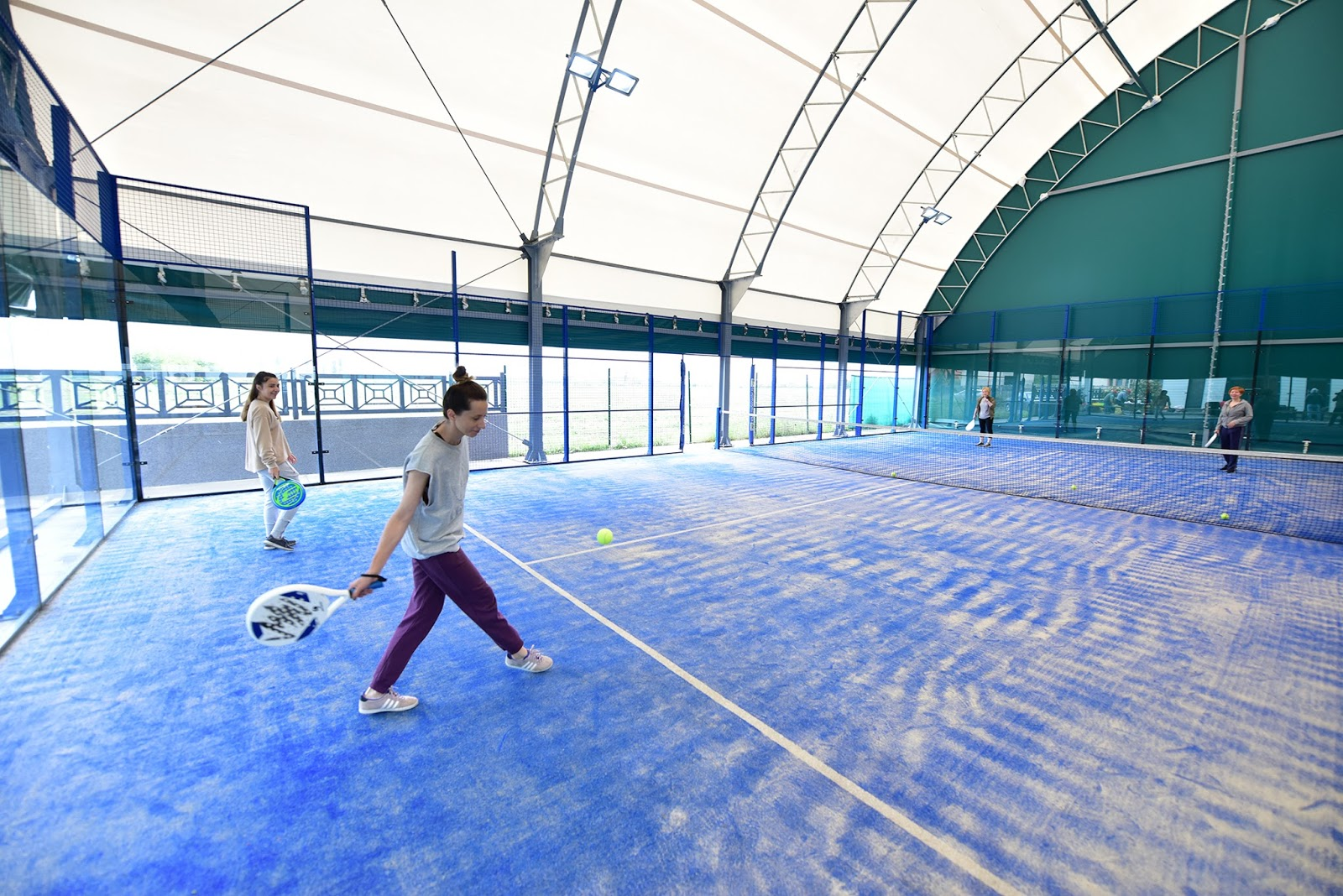 Padel Center Dumbravita