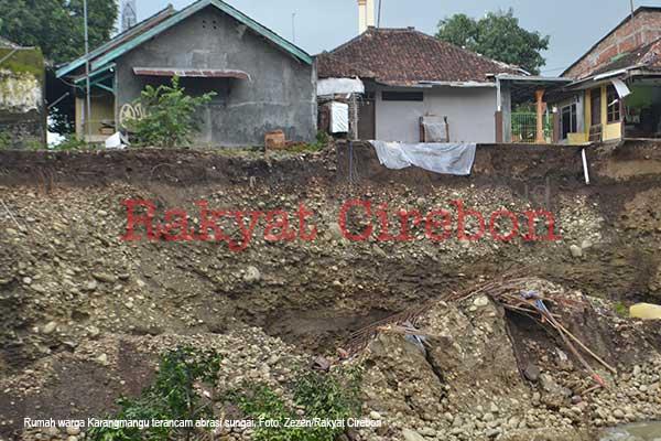 warga karangmangu cirebon minta segera di relokasi