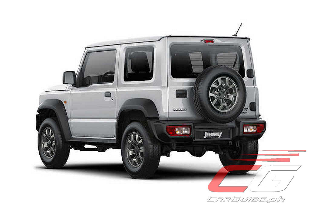 2019 Jimny Is Now Priced And Available At All Suzuki Auto
