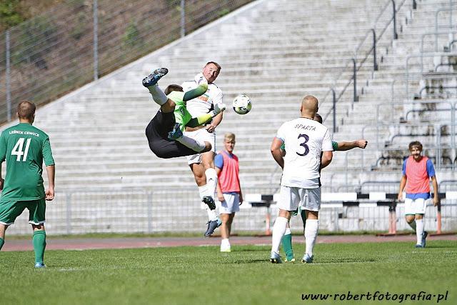 Sparta Sycewice pokonała 8-0 Leśnika Cewice