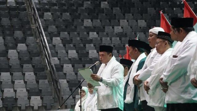 Relawan Kiai-Santri: Orang NU Tak Pilih Jokowi Berarti Injak Kepala NU