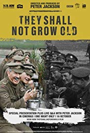 Watch They Shall Not Grow Old Online Free 2018 Putlocker