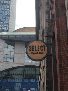 Select Oyster Bar Boston Back Bay