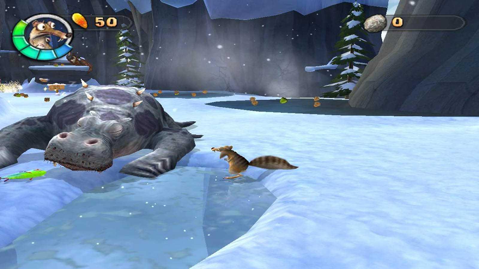 تحميل لعبة Ice Age 2 مضغوطة برابط واحد مباشر كاملة مجانا