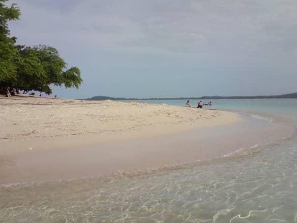 Potipot Island, Candelaria, Zambales