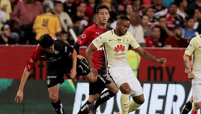 Atlas vs America en vivo Copa MX 30 Agosto