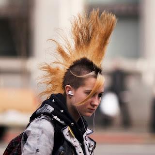 Punk Hairstyles For Men Men Hairstyles Short Long