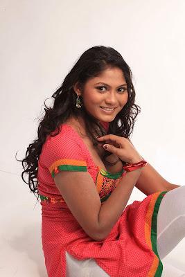New Kannada Actress Shruthi