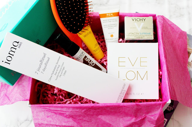 Look Fantastic #LFHELLO Beauty Box Review