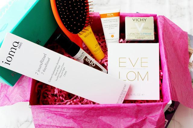 Look Fantastic #LFHELLO Beauty Box Review