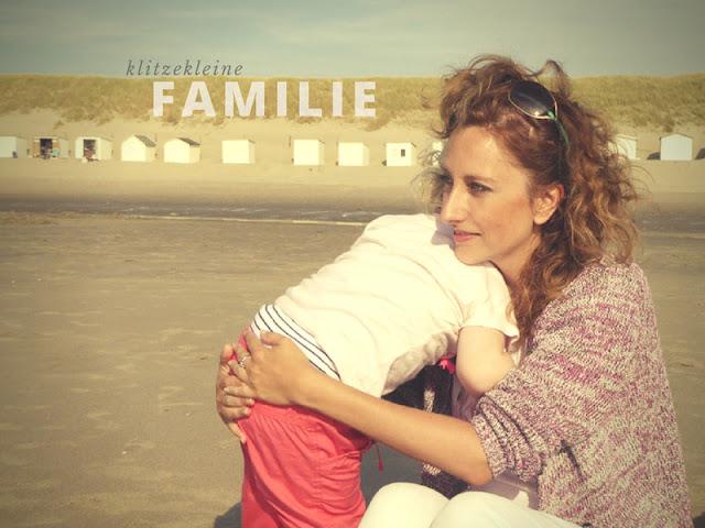 Gastbeitrag: Die klitzekleine Familie und ein Rucksack Hallo liebe Wolke alleinerziehend Blog