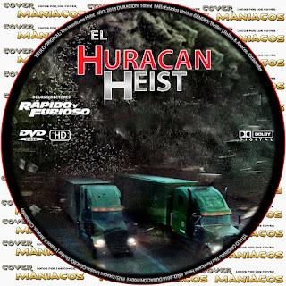 GALLETAEL GRAN HURACAN CATEGORIA 5 - THE HURRICANE HEIST 2018