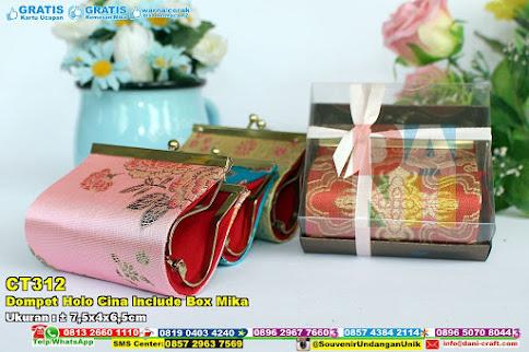 Dompet Holo Cina Include Box Mika