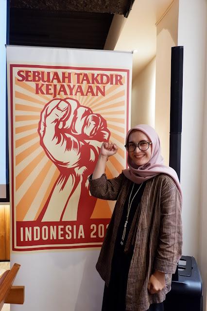 takdir kejayaan indonesia