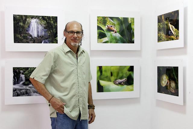 el artista puertorriqueño Ramón Frontera Nieves