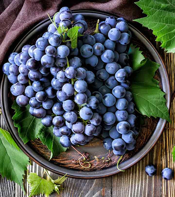 benefits of dry grapes
