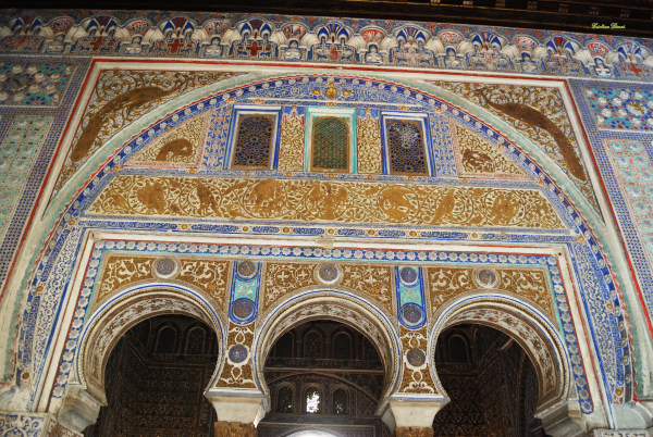 Reales Alcazares Seville Spain