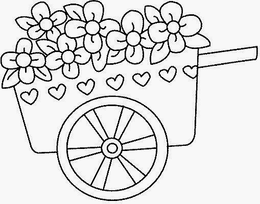 Imagenes para colorear , de amor, fotos, faciles dibujos animados ...
