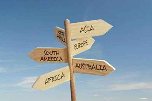 Mau Jalan-jalan ke Luar Negeri?