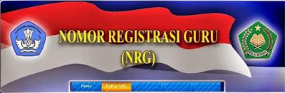 Cara Cek NRG Guru (Nomor Registrasi Guru) Secara Online