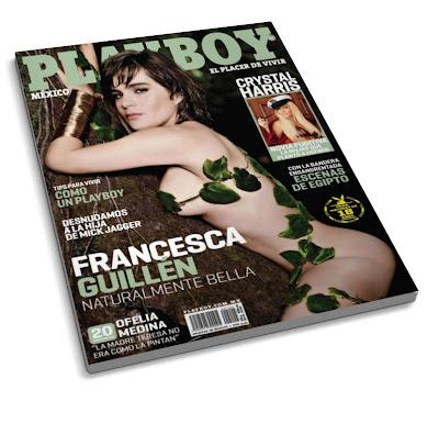 Revista Playboy – México Julio 2011