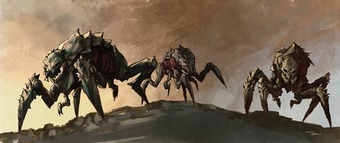 The Weirdlands of Xhuul: Kruthik [5E Monster Conversion]