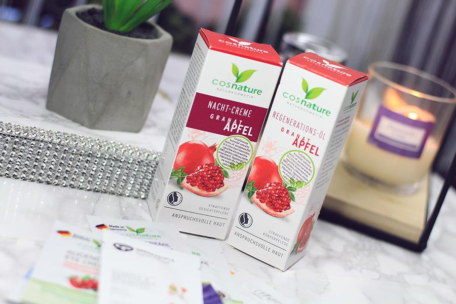 Moc nawilżenia | Cosnature - Naturalny, regenerujący olejek z owocu granatu