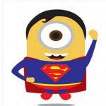 PATRON GRATIS MINION SUPERMAN AMIGURUMI 21975
