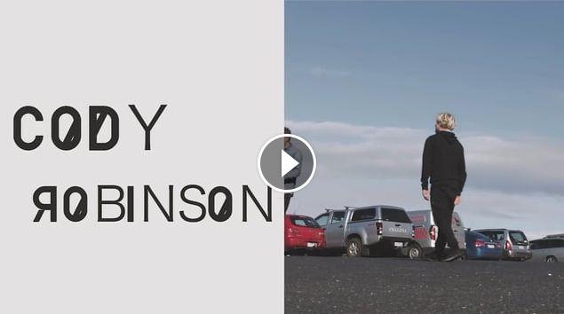 Cody Robinson Winki Pop