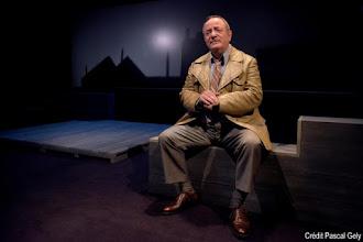Théâtre : L'Angoisse du roi Salomon, d'après Romain Gary - Avec Bruno Abraham-Kremer - Théâtre du Petit Saint Martin - Dernière le 28 avril