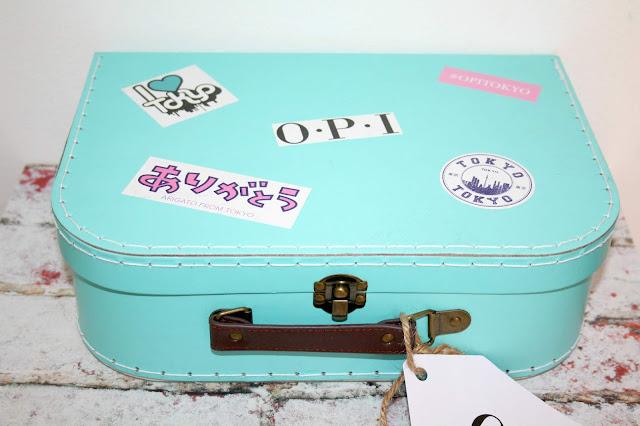 OPI Tokyo Nail Polish Collection