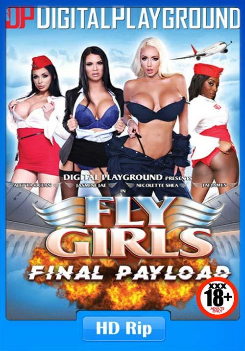 [18+] Fly Girls Final Payload 2017 WEB-DL x264   480p 300MB   100MB HEVC